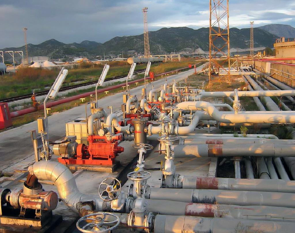 Termial Naftni terminali federacije